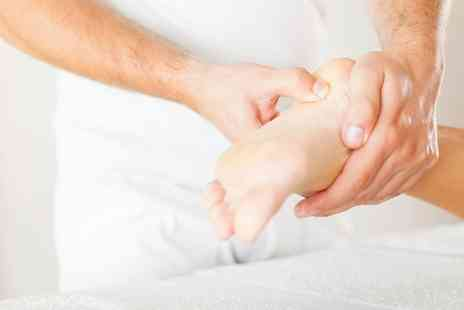 Yorkshire Clinical Reflexology - Reflexology Session With Foot Cleanse - Save 0%