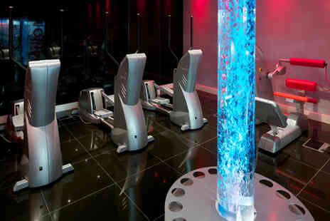 The Club and Spa - Months unlimited gym membership including spa access, a personal training session and a massage  - Save 73%
