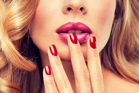 Platinum Beauty & Tanning - Hollywood wax treatment or Gelish nails and toes treatment  - Save 52%
