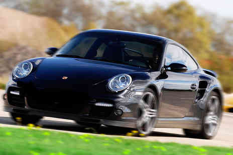 Activity Superstore - Porsche thrill driving experience in a choice of nine UK locations  - Save 30%