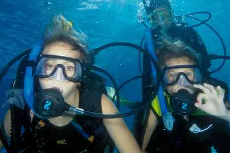 Scuba Pursuits Cannock - Scuba Diving Session for Child or Adult - Save 58%