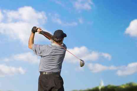 Steve Baxter Golf - Steve Baxter Golf Nine Hole PGA Lesson For One or Two - Save 0%