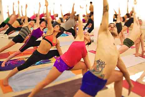 Bikram Yoga London - Five Sessions of Hot Yoga - Save 81%