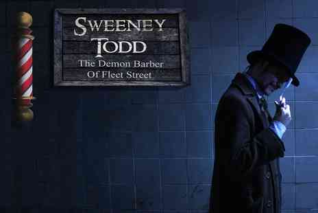 London Horror Walks - Sweeney Todd Horror Walk for Up to Six - Save 40%