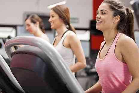 Move GB - 10 Gym Passes at Multiple Locations in Hastings - Save 84%