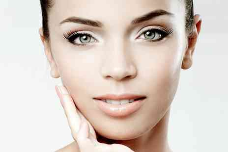 Touch Ups - Platelet Rich Plasma Face Treatment - Save 50%