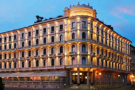 Grand Hotel Principe Di Piemonte  - Princely living and divine pleasures that ll have you singing Puccini on the dreamy Tuscan coast  - Save 40%