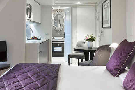 Citadines Suites Louvre Paris  - Stylish suites set right in the heart of Paris - Save 32%