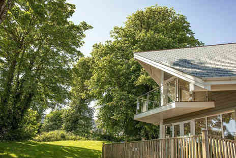 Natural Retreats Trewhiddle Cornwall - Five nights Stay in a 4 Bedroom Villa - Save 65%