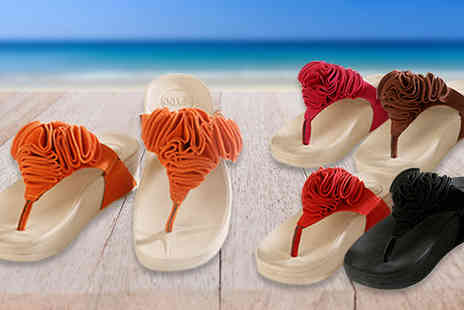 Gagala - Toning Flip Flops in 5 Colours - Save 0%