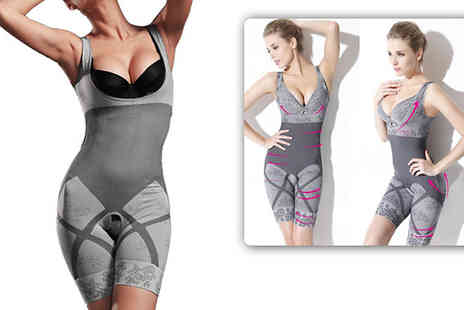Elle and Be - Bamboo Fibre Shapewear Suit - Save 69%