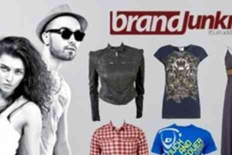 BrandJunkie.com - £10 for £25 Clothing Vouche - Save 67%