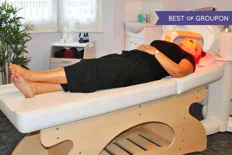 Derma Health Spa - One or Three Sessions of LED Light Facial - Save 50%