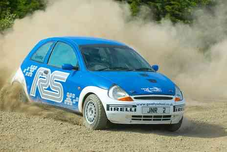 Chris Birkbeck International Rally School - Junior Rally Driving Experience with Certificate  - Save 0%