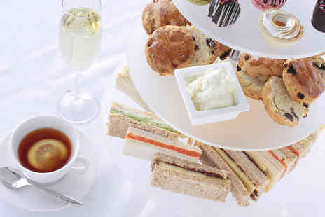 Solo Kitchen - Fusion afternoon tea for two - Save 44%