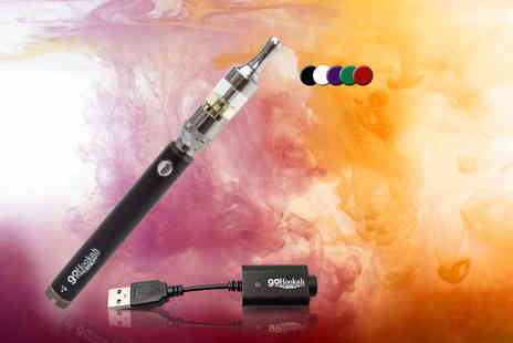 Toys Wizard - Three piece premium Vision Spinner II e cig kit with 1600mAH battery  - Save 77%