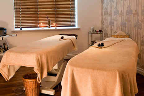 Hilton Hotels - The Escape Spa Relaxation Day with Tea for Two - Save 0%