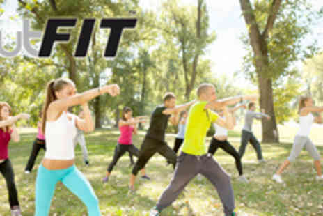 OutFit - Ten 1 hour outdoor group fitness sessions - Save 68%