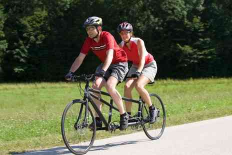 Valley Cycles - Three Hour Tandem or Bike Hire for Two, or Three Hour Bike Hire for a Family of Four  - Save 40%