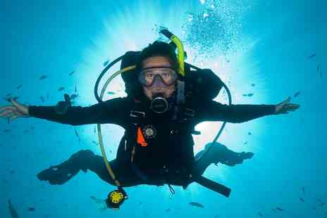 Just U Dive - Pool and Taster Sea Scuba Diving Session for One or Two - Save 42%