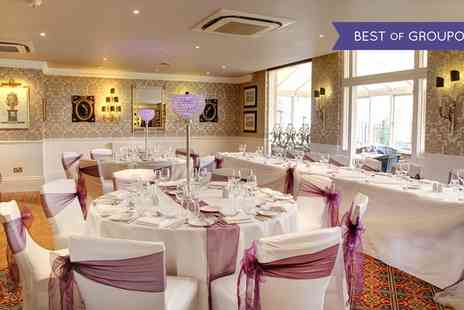 Best Western Grosvenor Hotel - Wedding Package For 50 Day and 75 Evening Guests - Save 0%
