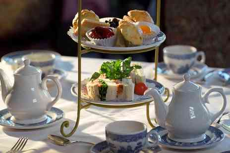 Fox Country Inn - Traditional Afternoon Tea for Two - Save 45%