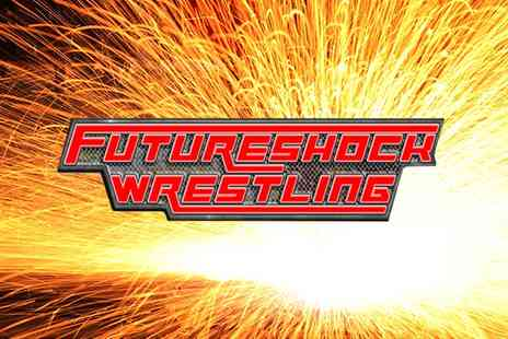 Future Shock Wrestling - FutureShock Wrestling Tickets for Two Adults or a Family on 9 April or 17 June - Save 50%