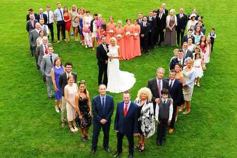 David Timpson Photography - Four or Eight Hour Wedding Photography Package - Save 50%