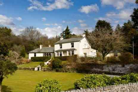 Uplands Hotel - Two Nights Stay For Two With Breakfast and Wine With Option For Dinner  - Save 35%
