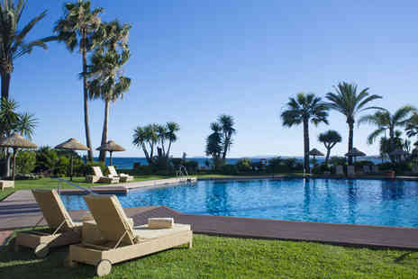 Healthouse Las Dunas - Five Star 7 nights Stay in a Deluxe Garden View Room - Save 45%