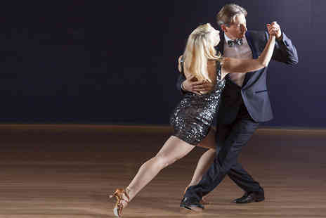 into the blue - One Hour Tango Lesson For Two Over 500 Locations Nationwide - Save 0%