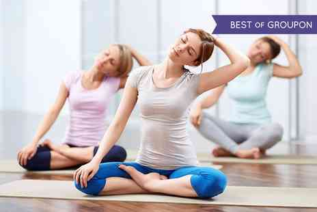Move GB - 10 Yoga Classes at Multiple Locations - Save 89%