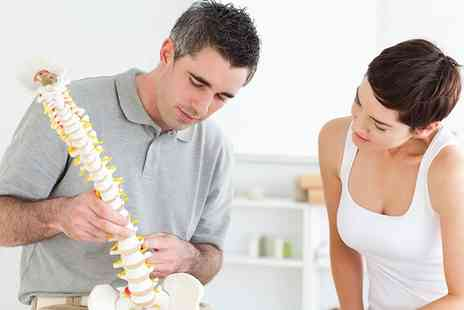 Back To Health Wellness Centres - Four Part Chiropractic Consultation, Two Treatments and Spinal Care Workshop  - Save 85%