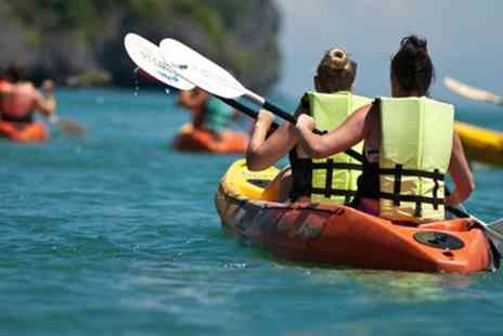 Go Country - One Night Camping For 2, 4 or 6 With Canoe Hire and Equipment - Save 0%