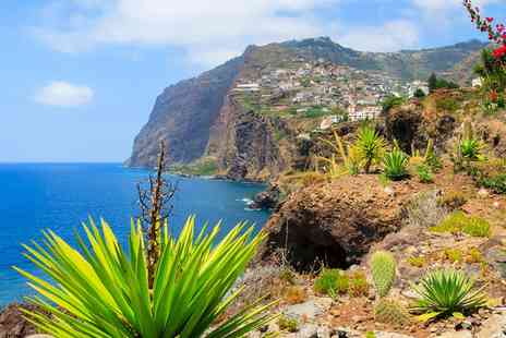 Hotel Raga - Four or Seven nights Stay in Madeira 4 star hotel With Breakfast included - Save 0%