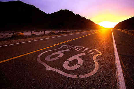 Drive Route 66 - Fourteen nights Route 66 road trip  - Save 29%