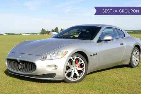 Experience Limits - Maserati Three or Six Lap Experience - Save 0%