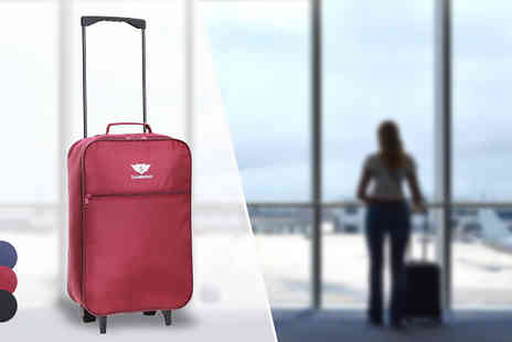 Karabars - Cabin Approved Travel Luggage in 3 Colours - Save 0%