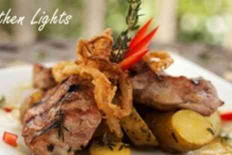 Northern Lights Bar - Two Courses of Scottish Fare For Four - Save 63%