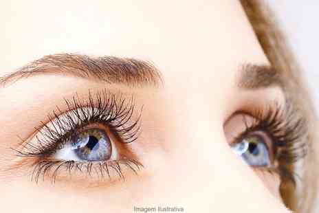 Coco Hair & Beauty - Eyelash Extensions with Lash Tint - Save 0%
