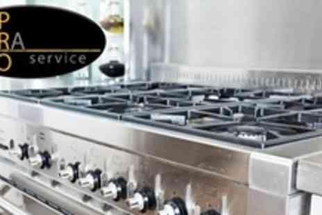 Ultra Pro Service - Full Oven Clean - Save 56%