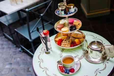 London Elizabeth Hotel - Afternoon Tea with an Optional Glass of Bubbly for Two or Four - Save 0%
