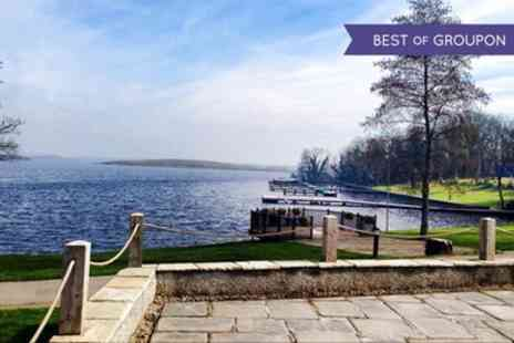 Lusty Beg Island - Two Nights Stay For Two With Breakfast, Resort Credit and Choice Between Prosecco or Wine - Save 0%
