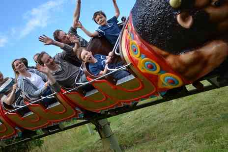 Twinlakes Park - Theme Park Entry for an Adult or Child - Save 40%