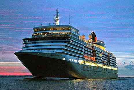 Seadogz - Two Hour Cruise Liner Cruise with Champagne for One or Two  - Save 35%