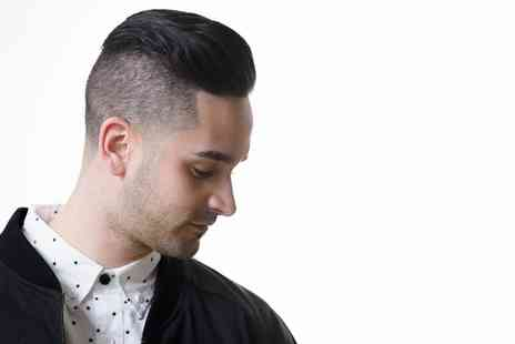 Image Barbers Exeter - Mens Haircut, Hot Towel Shave or Both - Save 25%