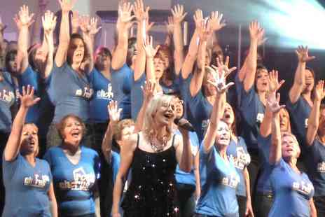 Rock Chorus - Four Rock Chorus Choir Sessions for One or Two - Save 0%