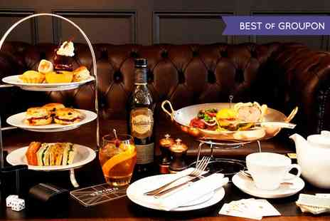 Reform Social and Grill - Afternoon Tea with a Glass of Prosecco for Two - Save 44%