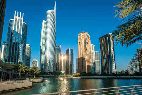 Worldwide Tours & Travel - Three, Four, Five or Seven night 5 Star Dubai escape with flights and breakfast  - Save 25%
