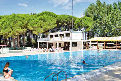 Eurocamp - Seven night self catered camping break in France or Italy for a family of up to six  - Save 66%